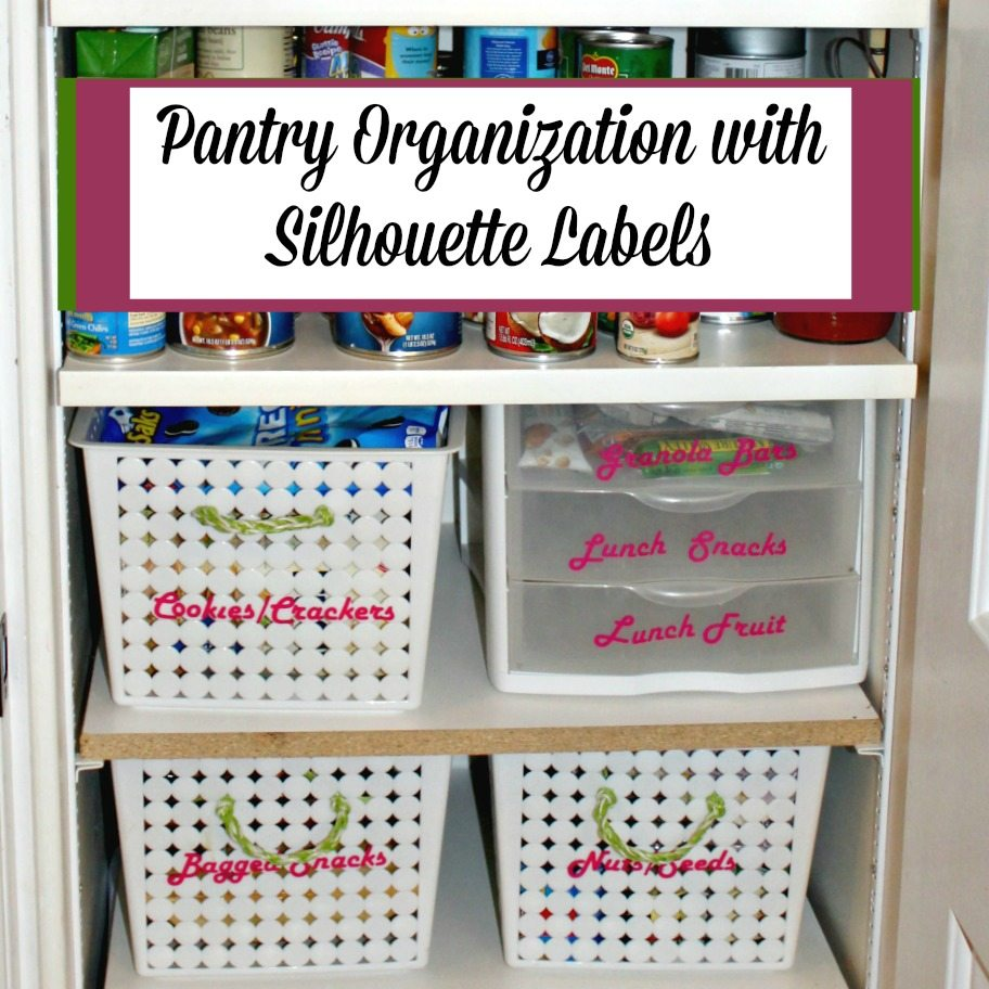 Pantry Makeover Facebook
