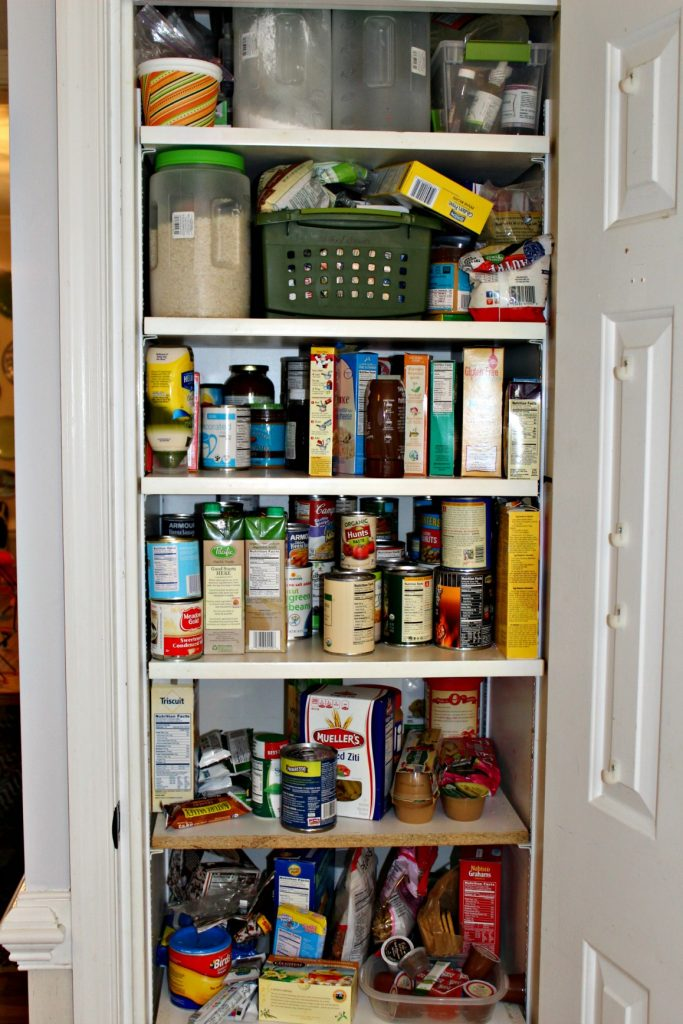 Pantry Organization Containers Knock It Off Kim