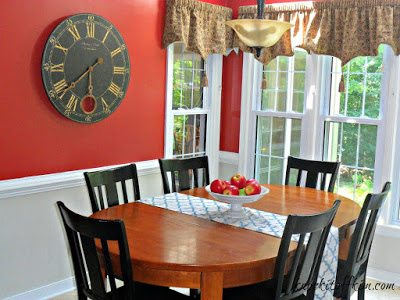 behr paint covers red - 2