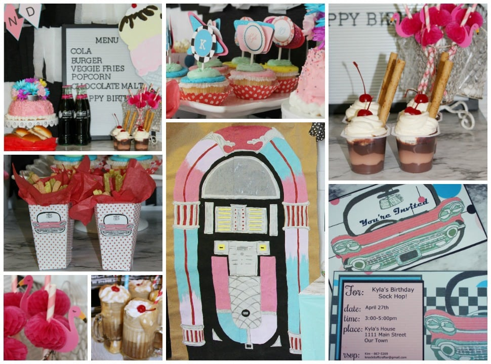 50s party collage_horizontally