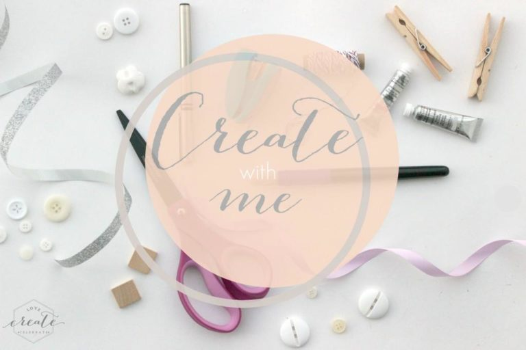 Create with me projects