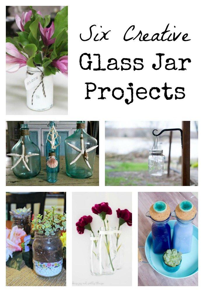 Glass Jar Projects