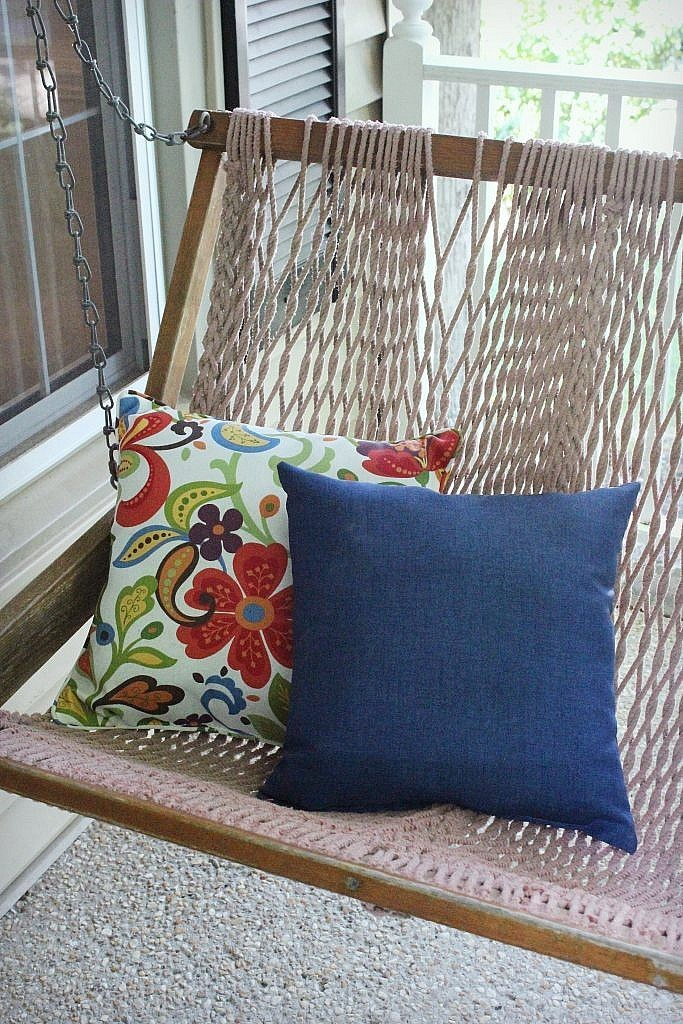 How To Make Your Front Porch A Show Stopper For July 4th