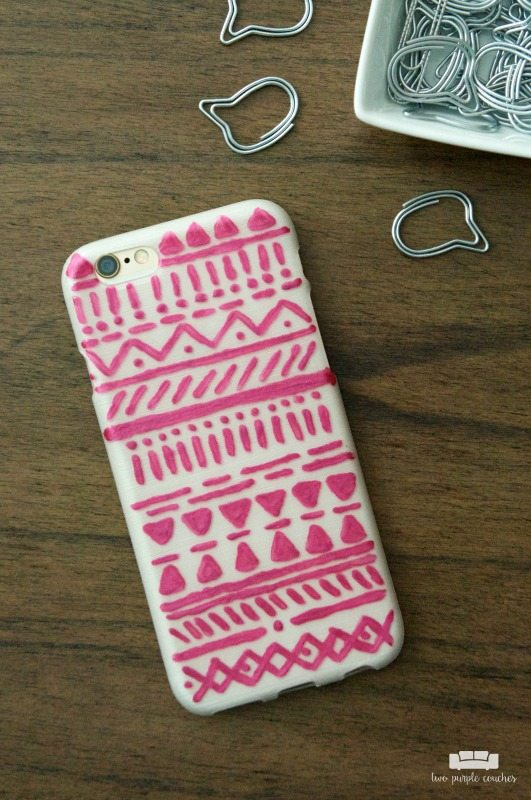 Summer Fun - Phone Case Craft