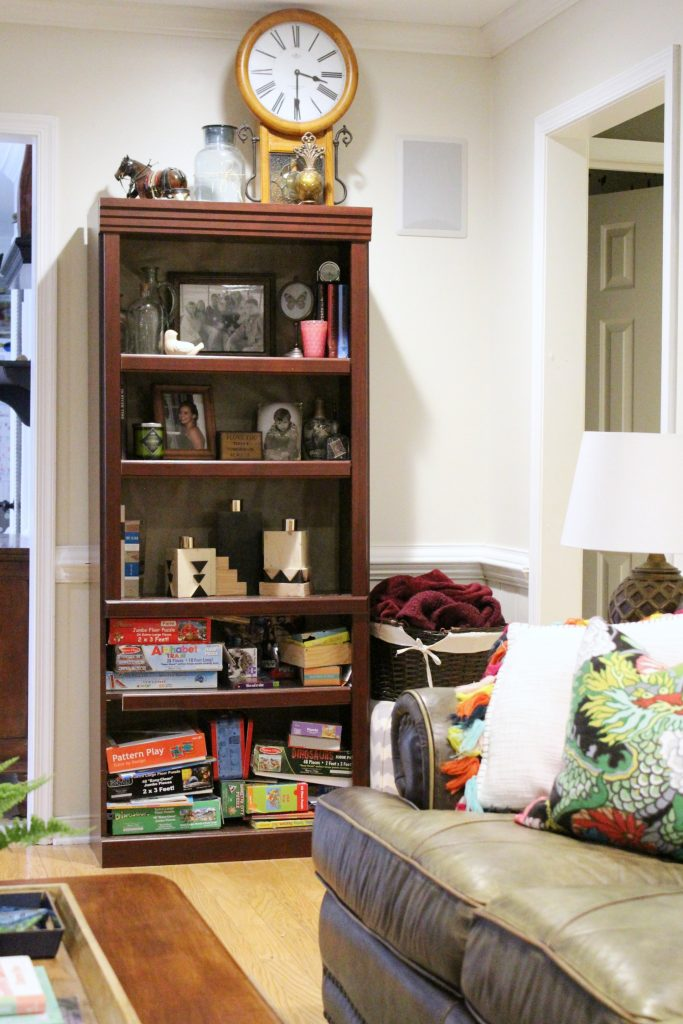 How to makeover your living room over time