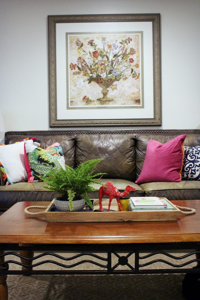 Tips on decorating a room over time - buy quality furniture