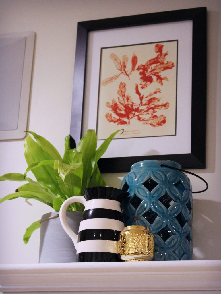 How to makeover your living room over time - plants