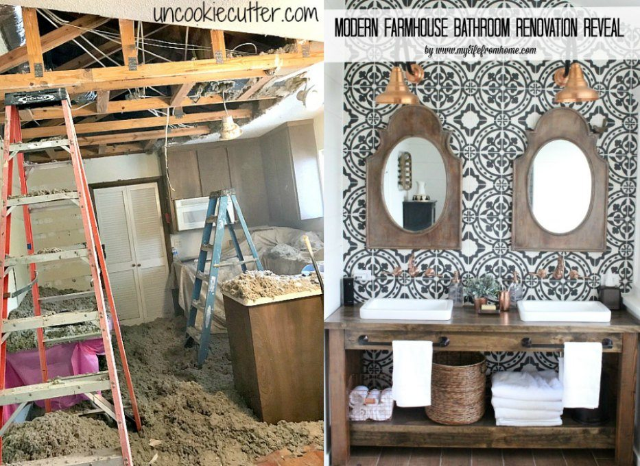 home decor inspiration - major renos