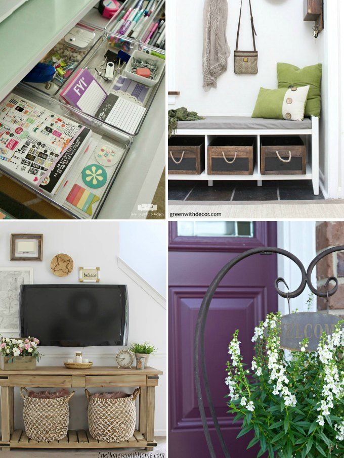 home decor inspiration - makeovers