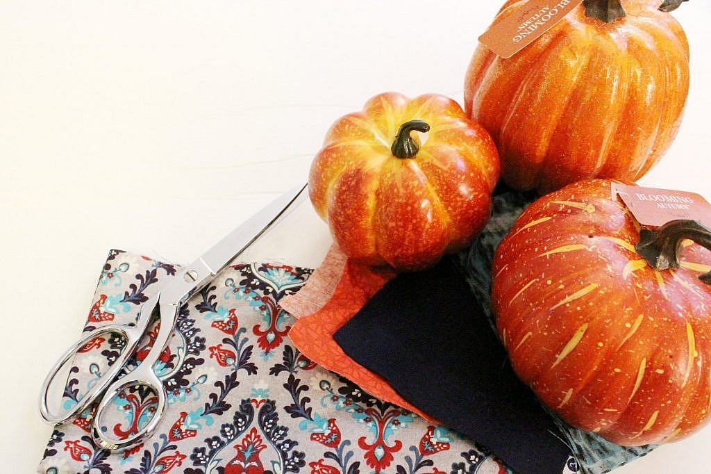 pumpkin crafts - supplies needed