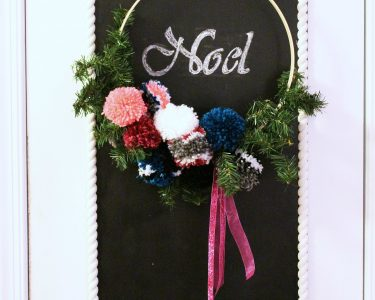 hoop wreath - feature