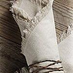 linen napkin - beige