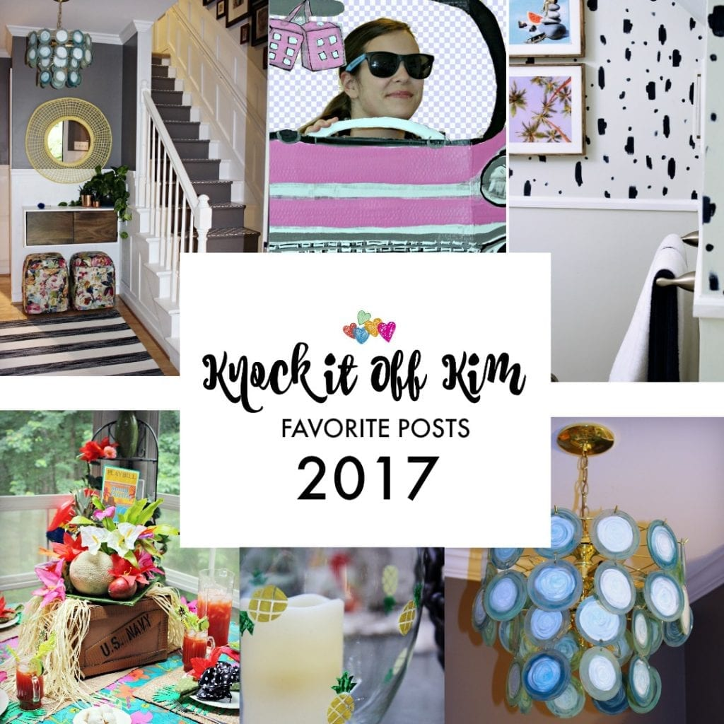 Feature - Favorites Post 2017