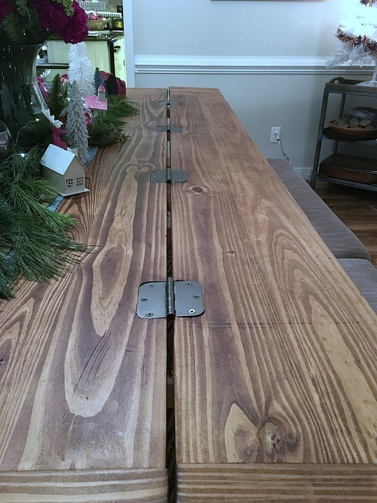 vintage Christmas -Table