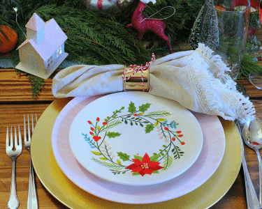 vintage Christmas - feature