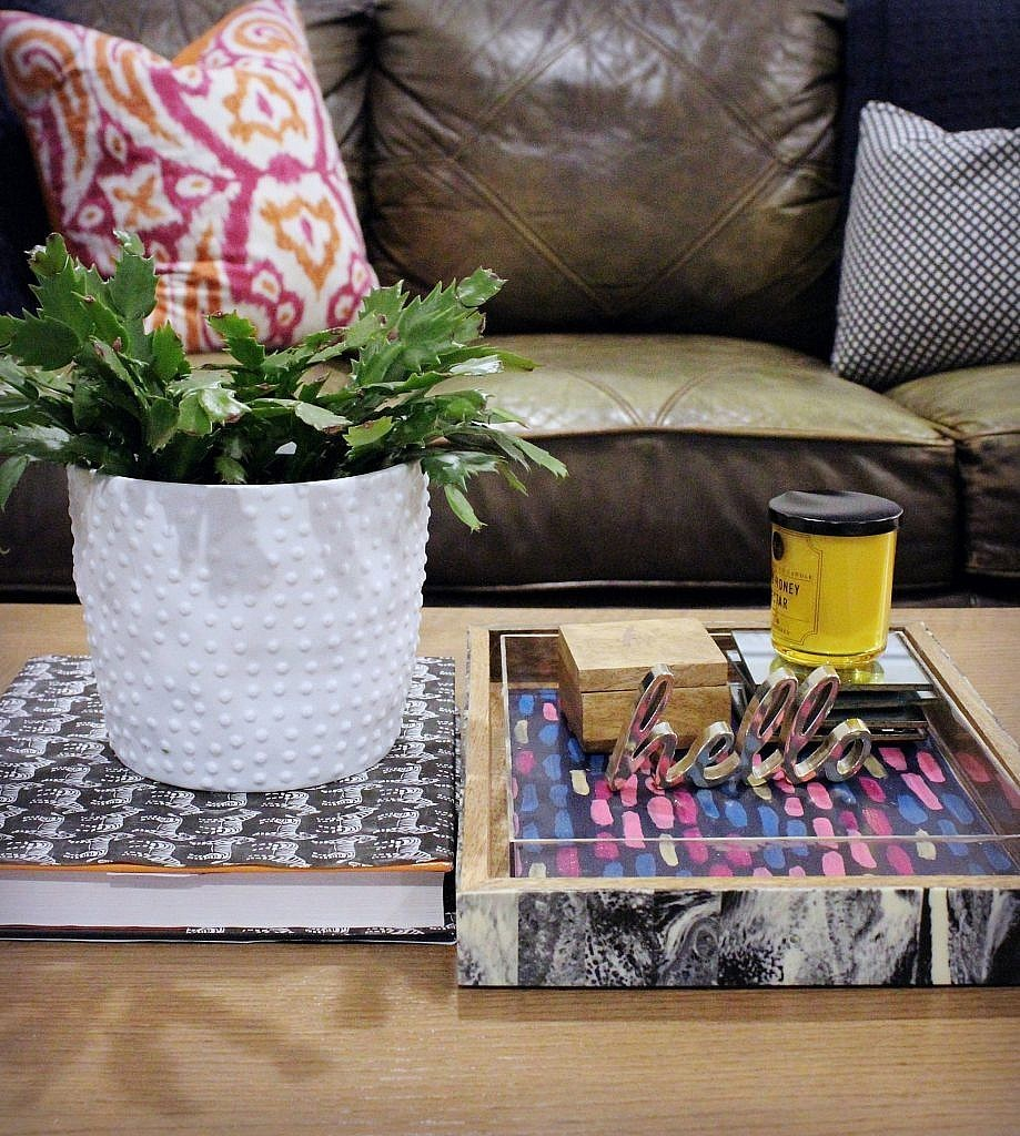 Hairpin leg Coffee Table - After Accents