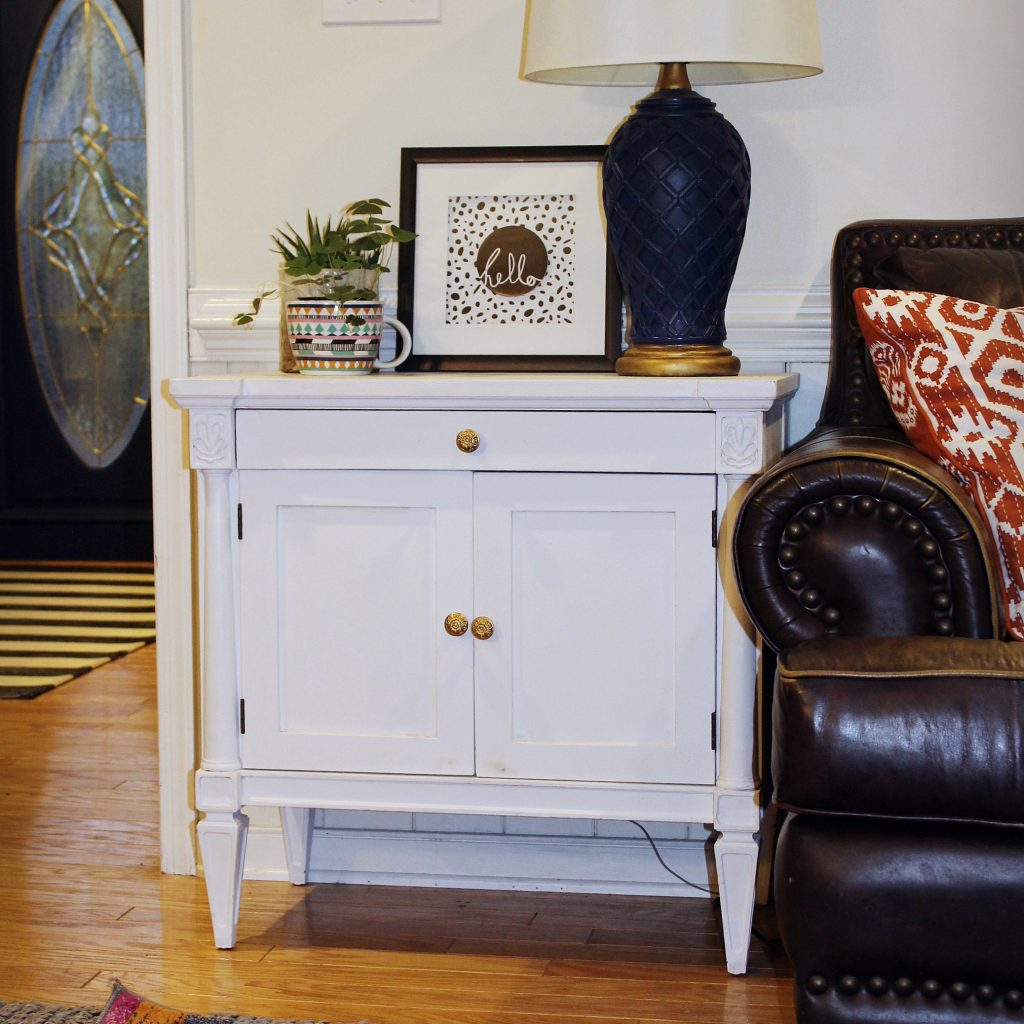 console cabinet - feature