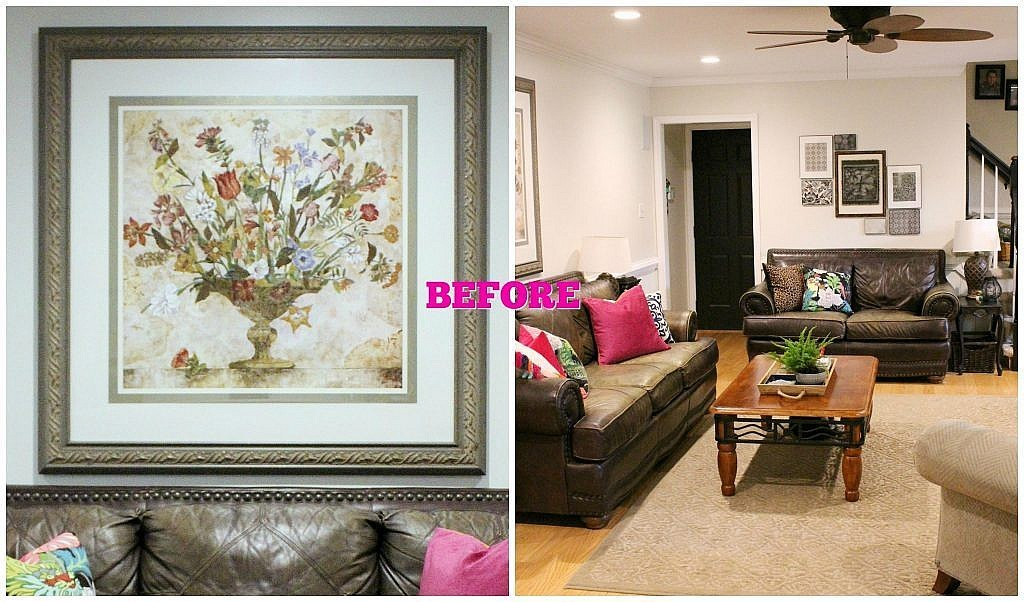 eclectic style - art work