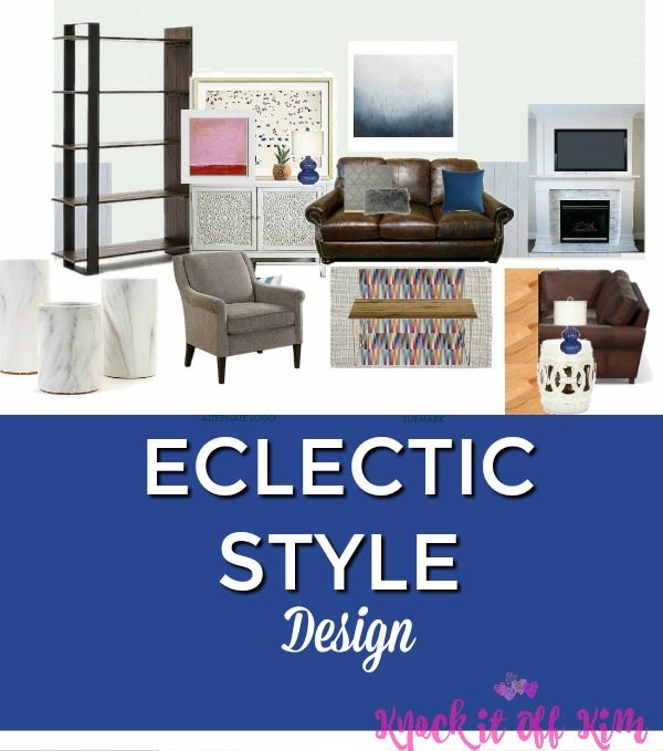 Eclectic Style Living Room Colorful Howto Design Plan Inspiration