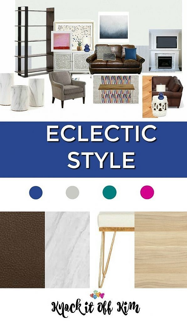eclectic style design_pin