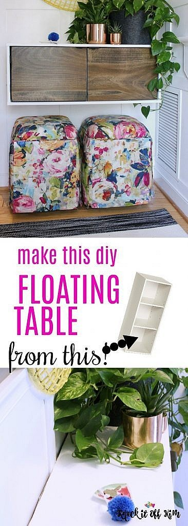 Floating Table Pin