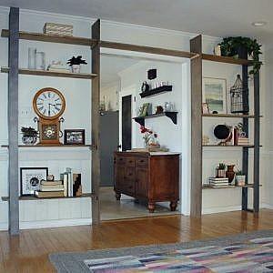 Wall Shelves - Feature