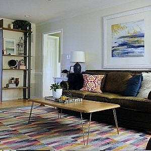 eclectic modern - feature