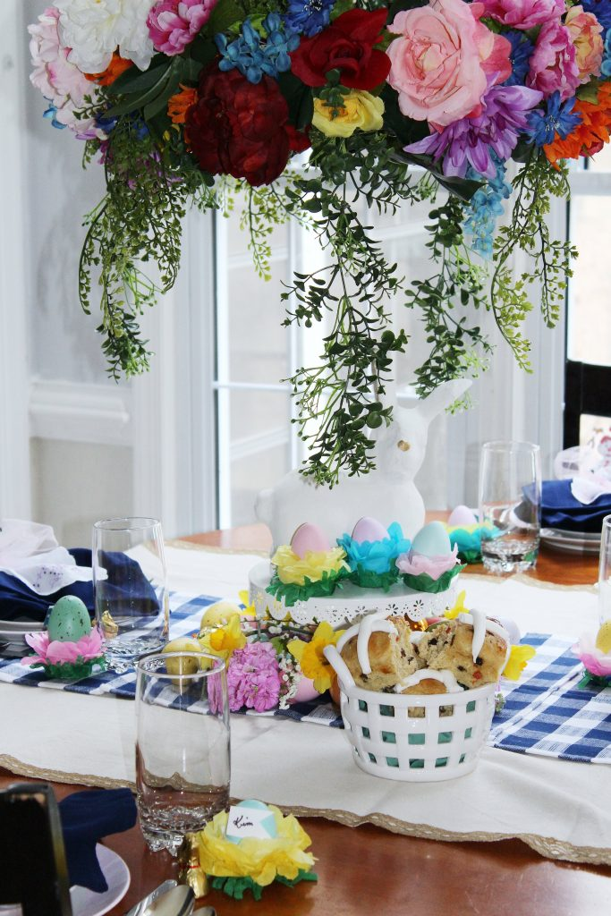 Easter Table Decorations - 1