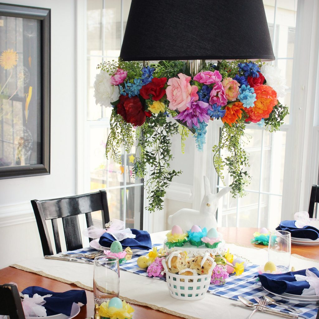 Easter Table Decorations - Facebook