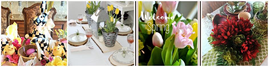 spring blog hop - day 2