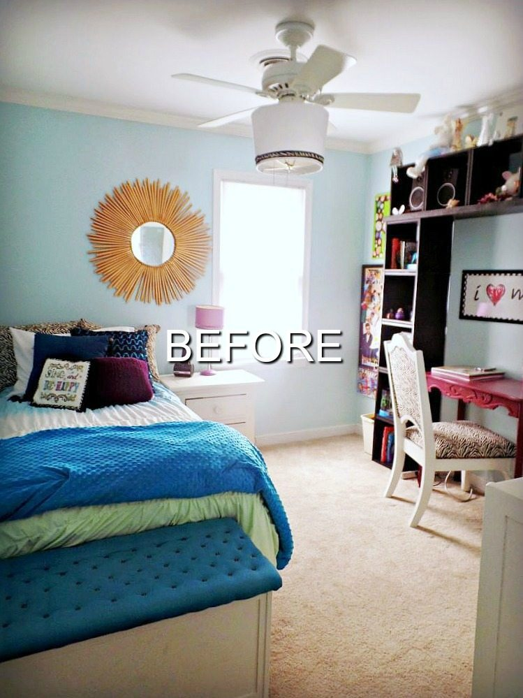 before room
