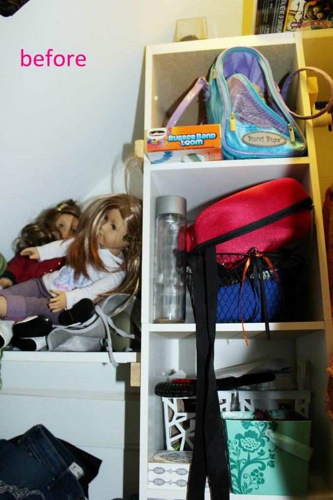 wardrobe closet - before 1