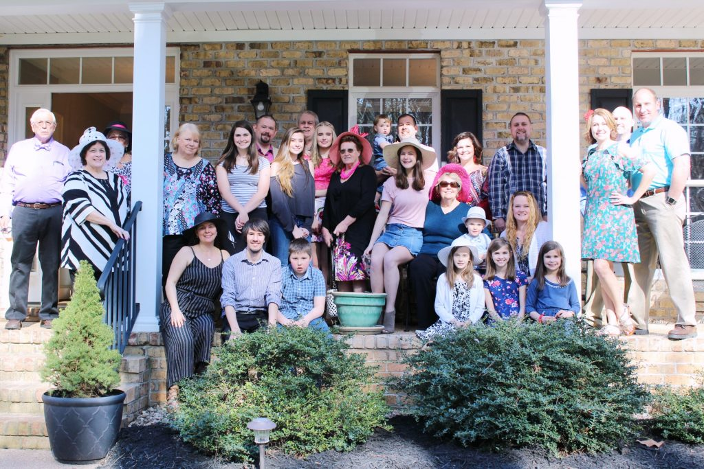derby party the whole gang