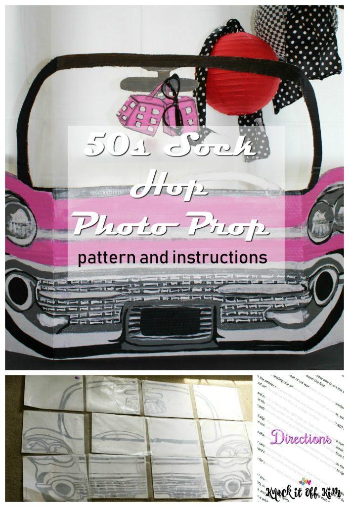 Pink Cadillac Cutout Image