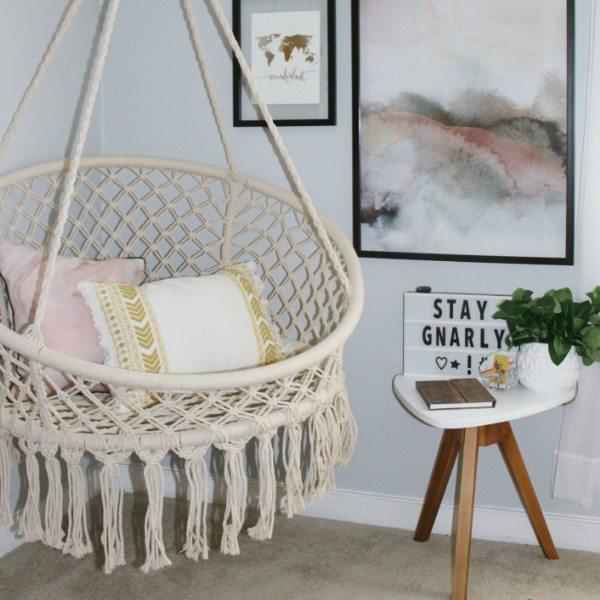 boho bedroom - feature