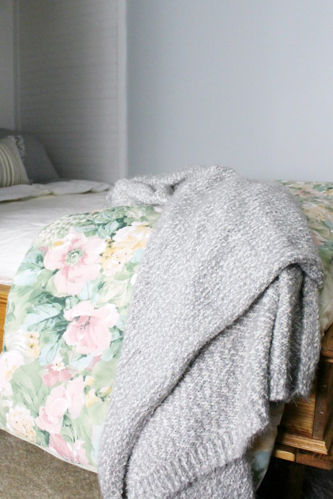 boho bedroom - quilt