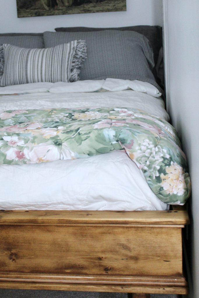 boho bedroom - shortened view