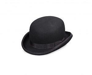 derby bowler hat