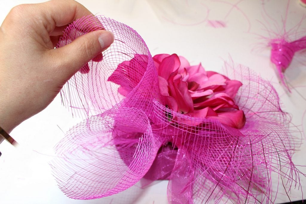 fascinator_decomesh_addflowerandfray
