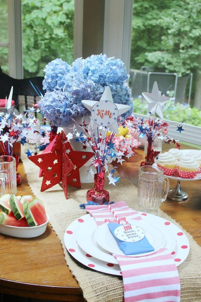 red white and blue - 1
