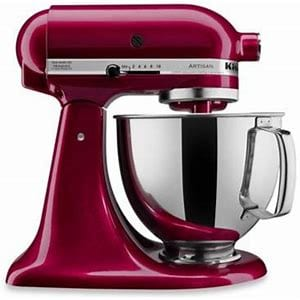 my favorite things - kitchen aid mixer