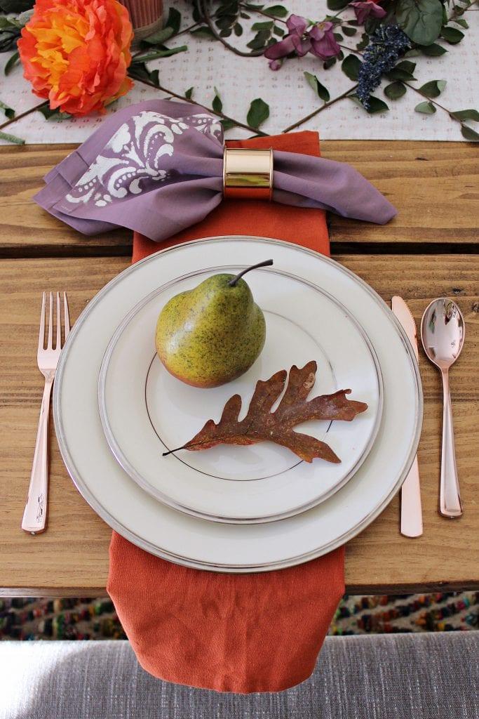 thanksgiving napkins