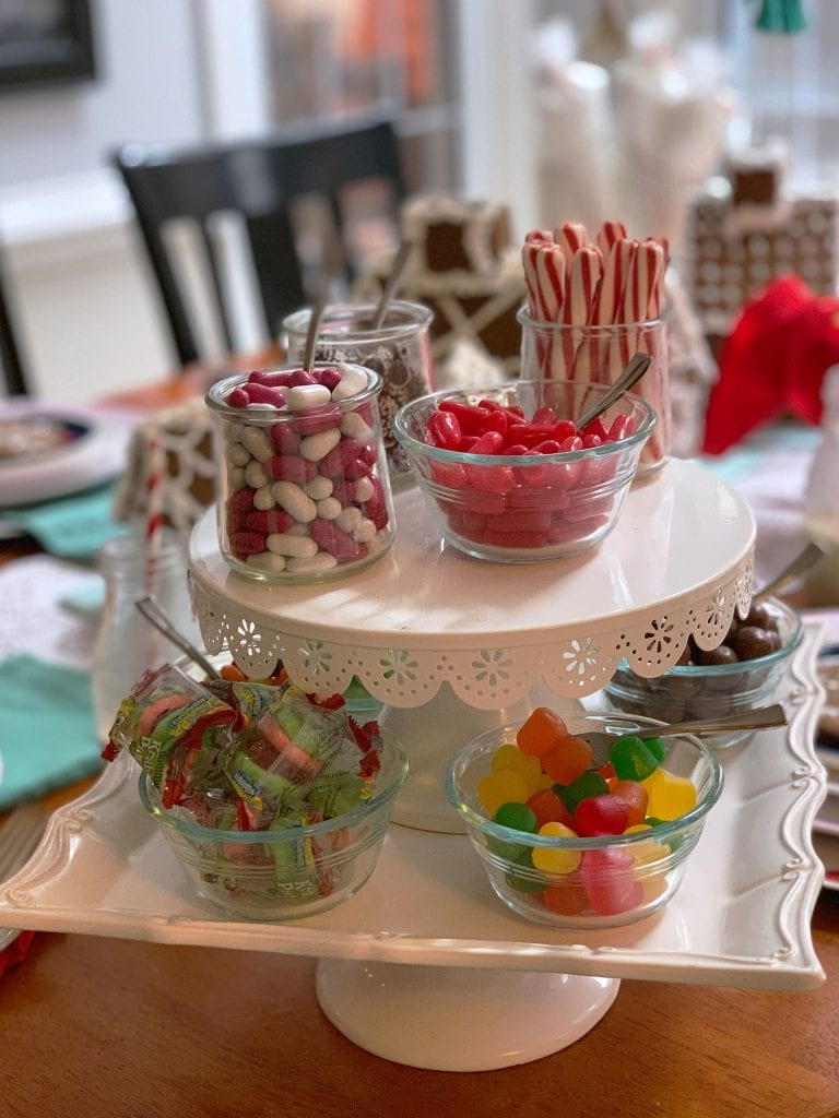 christmas table_gingerbread decorating ideas
