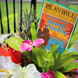 South Pacific Printable Playbill