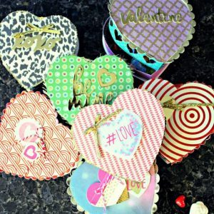Valentine-Candy-Heart-Boxes pattern - pdf