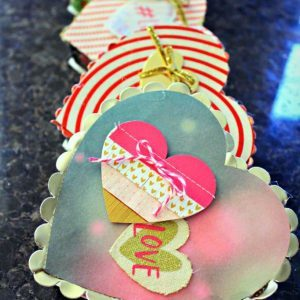 Valentines Day Candy Box - svg