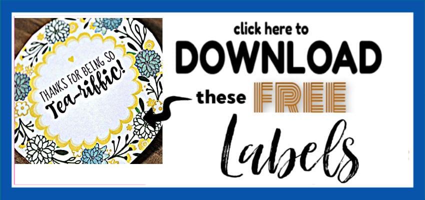 Download Tea-riffic Labels