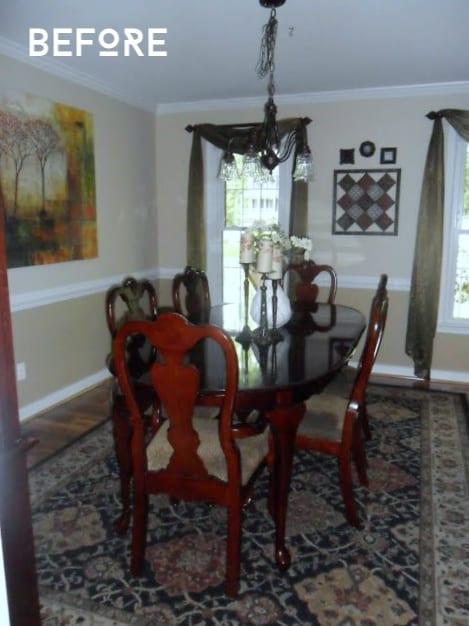 Multipurpose Dining Room - Before
