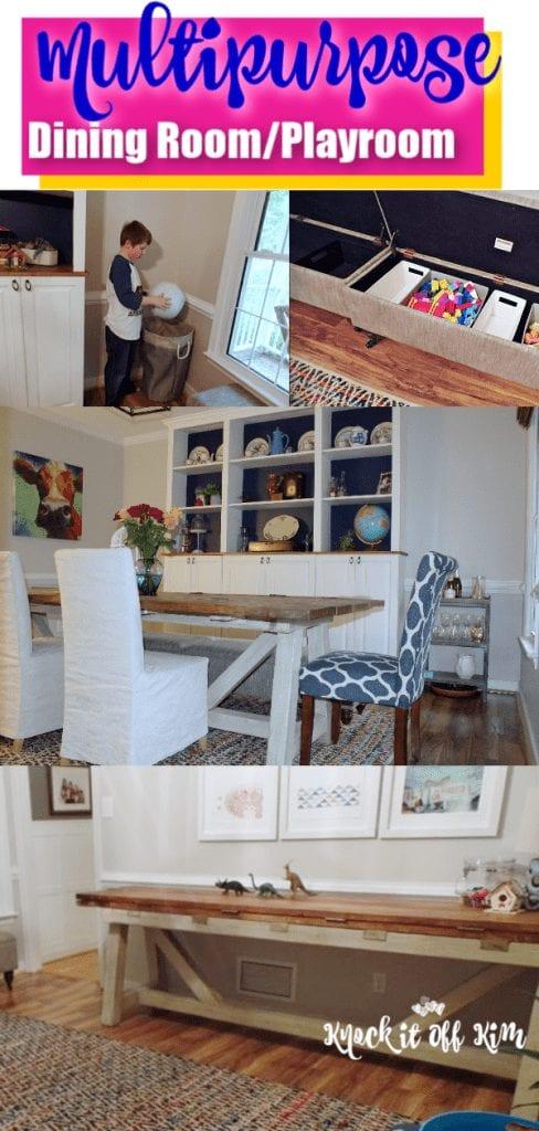 Multipurpose Dining Room