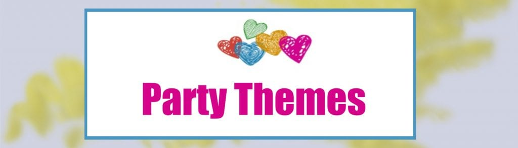 Party Themes Header